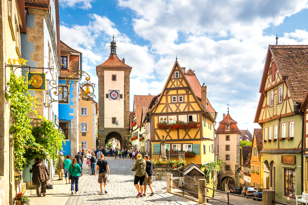 5 Enchanted Places in Germany Straight out of Fairytales