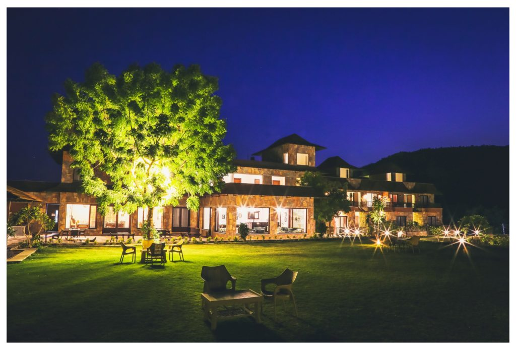 Tree of Life Vantara Resort, Udaipur
