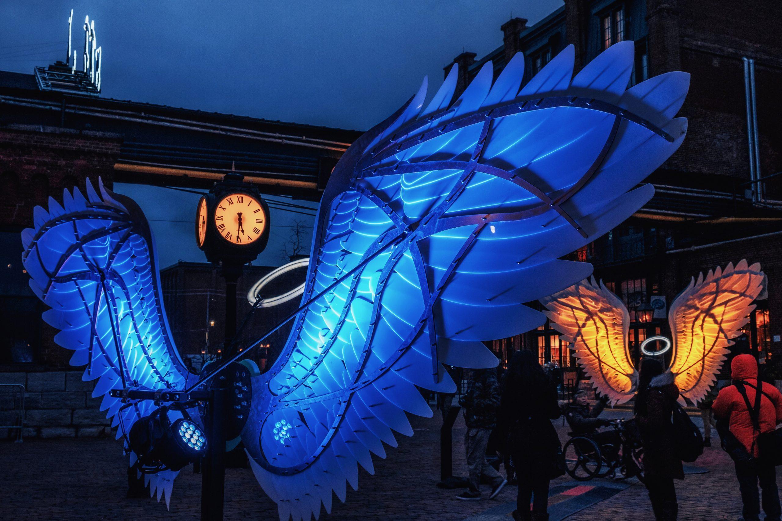Hong Kong International Light Arts Display 2018