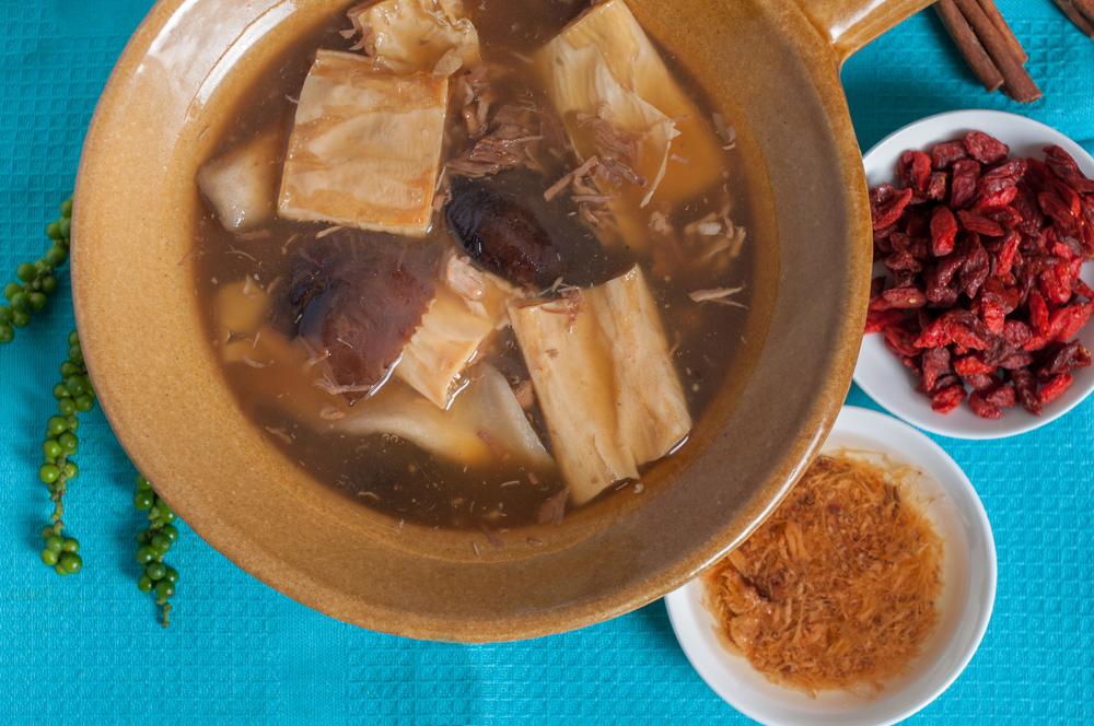 Hong Kong Classic Winter Dish