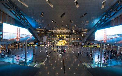 """Hamad International Airport Named """"#1 Best Airport in the World"""" at the 2021 Skytrax World Airport Awards"""
