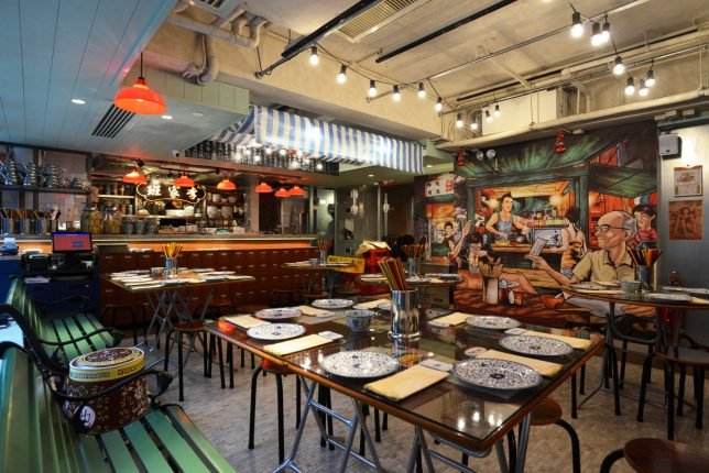 Lee Lo Mei recommended place to dine in Hong Kong