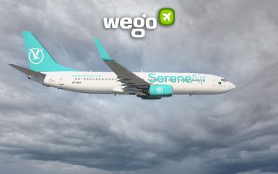 Serene Air Domestic and International Flights: The Latest Schedules and Updates
