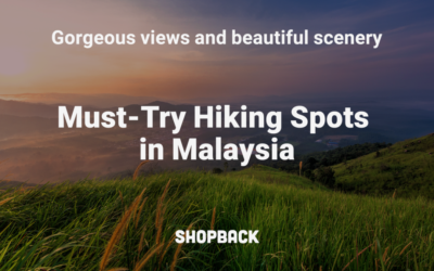 5 Best Hiking Spots in Malaysia to Catch the Most Stunning Views You Won't Find on the Ground