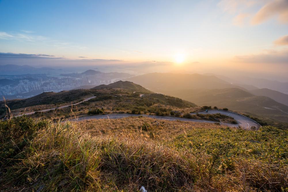 Tai Mo Shan - Hong Kong Fit Inspiration during traveling