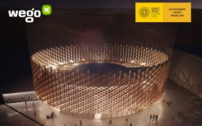 Canada Pavilion at Expo 2020: 5 Things You Must Know Before Visiting