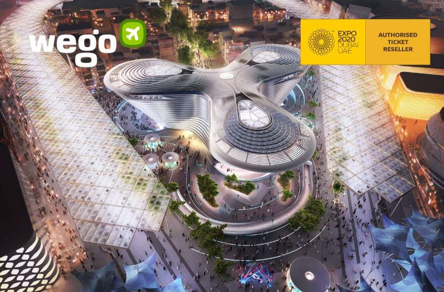Expo 2020 Passport: Here's How to Get Your Special Passport to Commemorate Expo 2020
