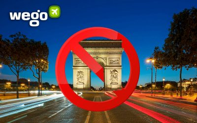 France Travel Ban 2021: Which Countries Are Suspended From Entering the France Now?