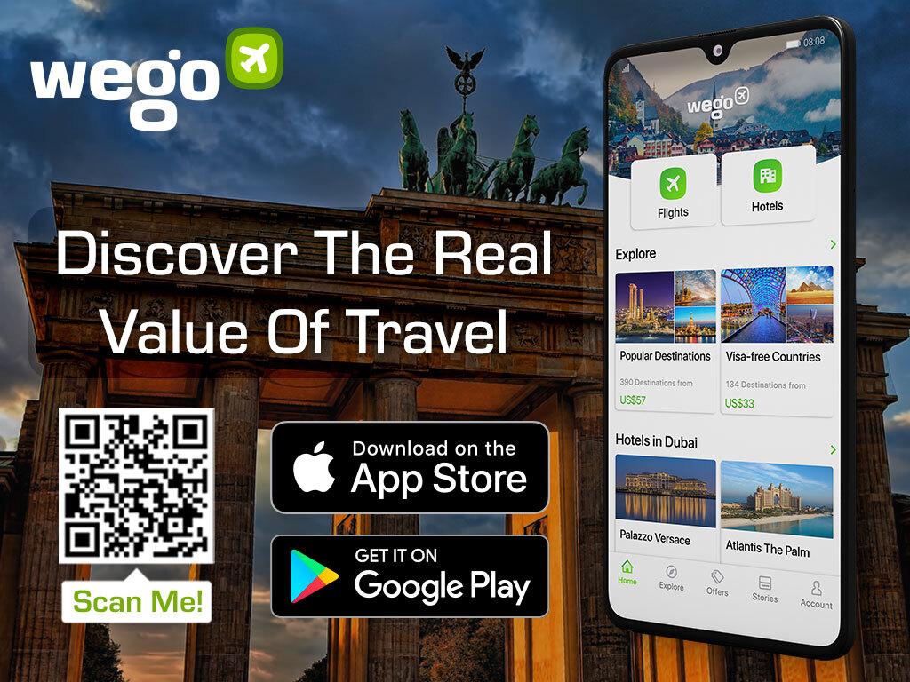 Germany travel - WEGO TRAVEL APP