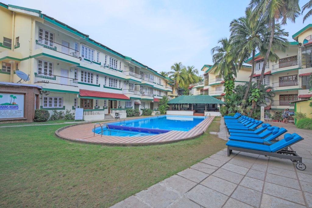 Prazers Resort Goa