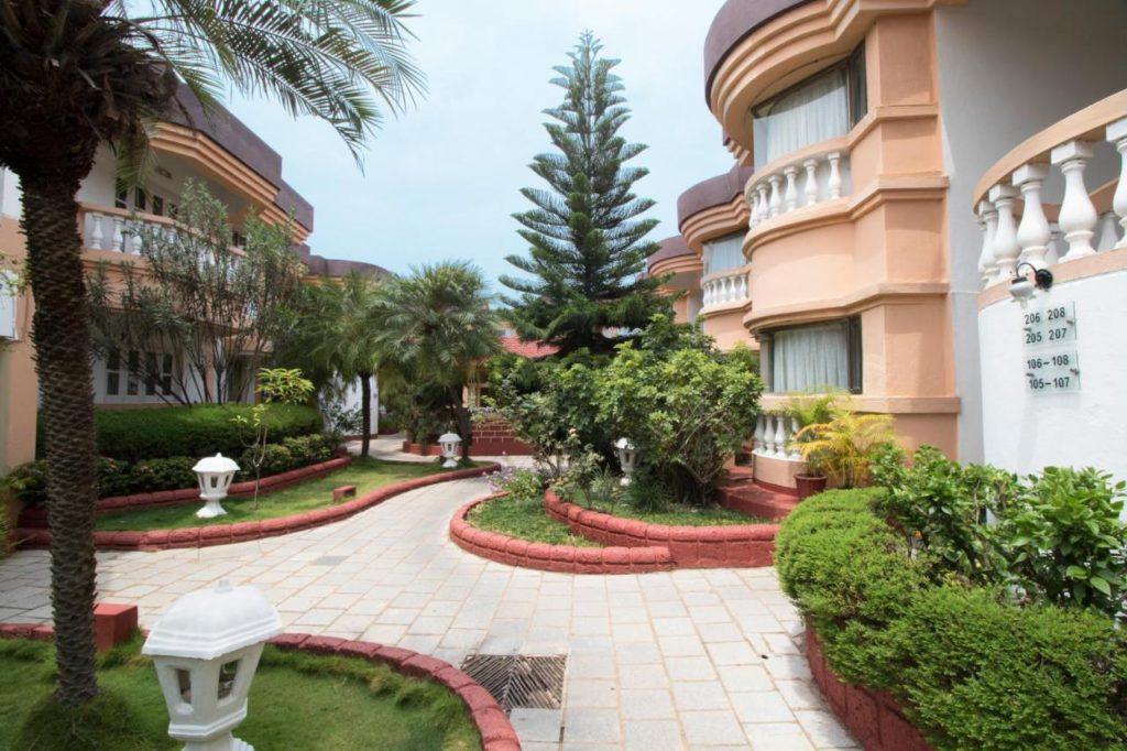 Lotus beach resort Goa
