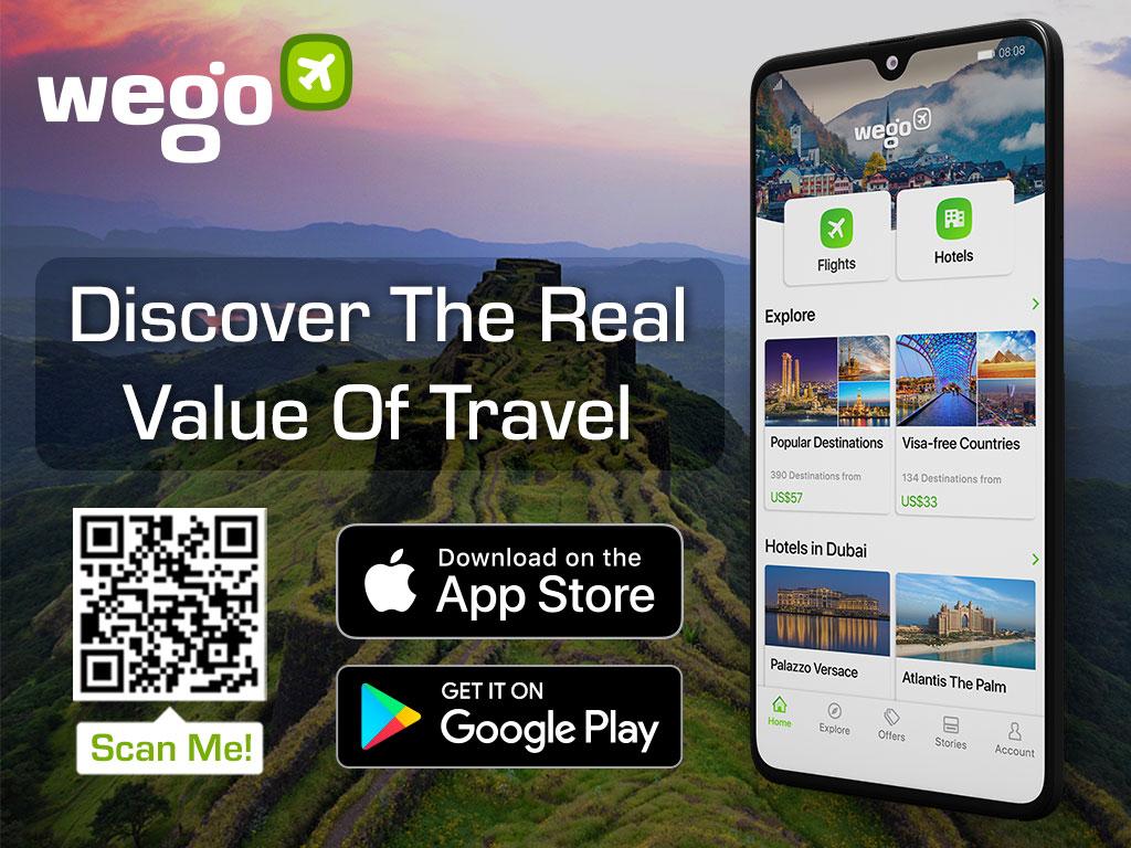 Pune Western Ghats - Wego Travel app download