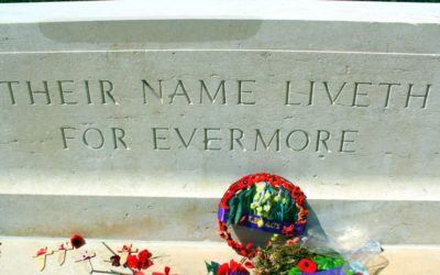 Lest We Forget: The Trip to a War Memorial That Taught Me the Humbling Lessons of History