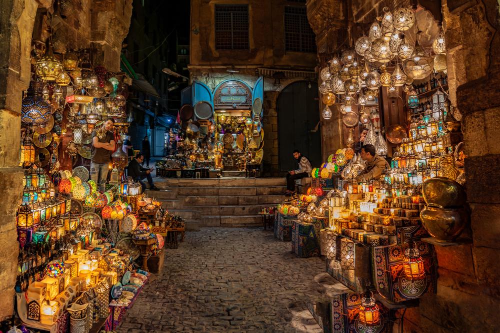 Enter the Glittering Treasure Cave: Navigating Cairo's Most Famous Bazaar Khan el Khalili
