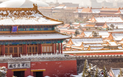 I Had My Honeymoon in the Unlikeliest Place and It Turned Out to be Perfect: Romance in the Forbidden City Part Two