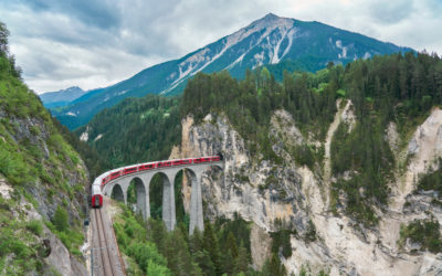 9 Cinematic Train Journeys You Need to Experience at Least Once in Your Life