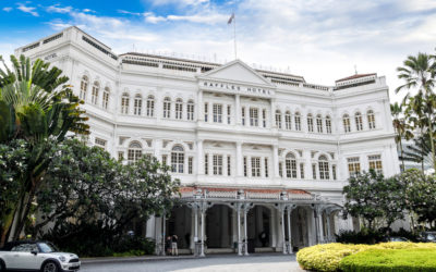 9 Stunning Singapore Hotels Perfect for Your Next Weekend Staycation