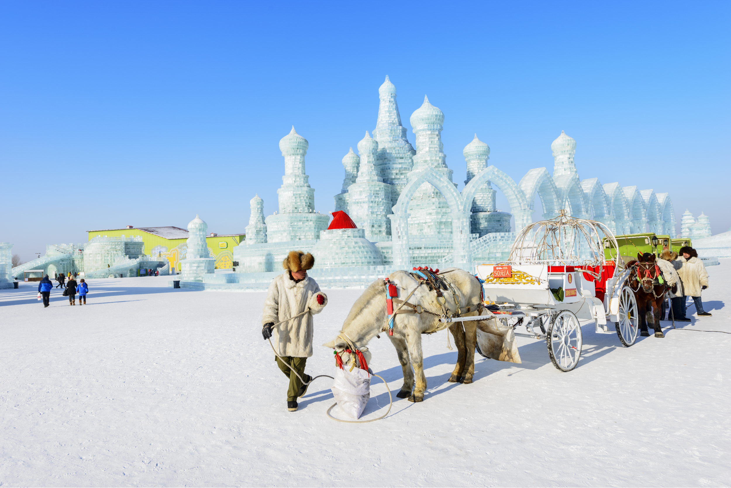 4 Whimsical Icy Attractions You Can Only Visit This Season — Catch These Frozen Fun Before They're Gone