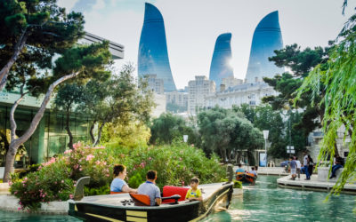 Few People Know About This Former Soviet Country With Cool Architectures, Here's Why It's a Rising Destination to Visit Now