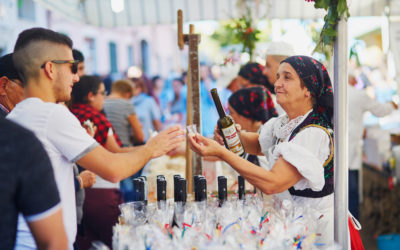 Summer Days of Good Food, Fine Wine, and Mythical Beasts: These Thrilling Sardinian Festivals Were the Highlights of My Trip