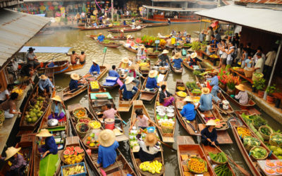 Trust Us, You'll Have Some of Your Best Travel Experiences Here: 6 Must-Visit Markets Around the World