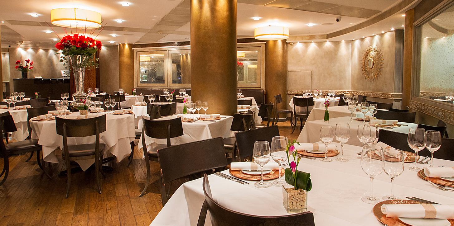 Fine Dining Indian Restaurants in London