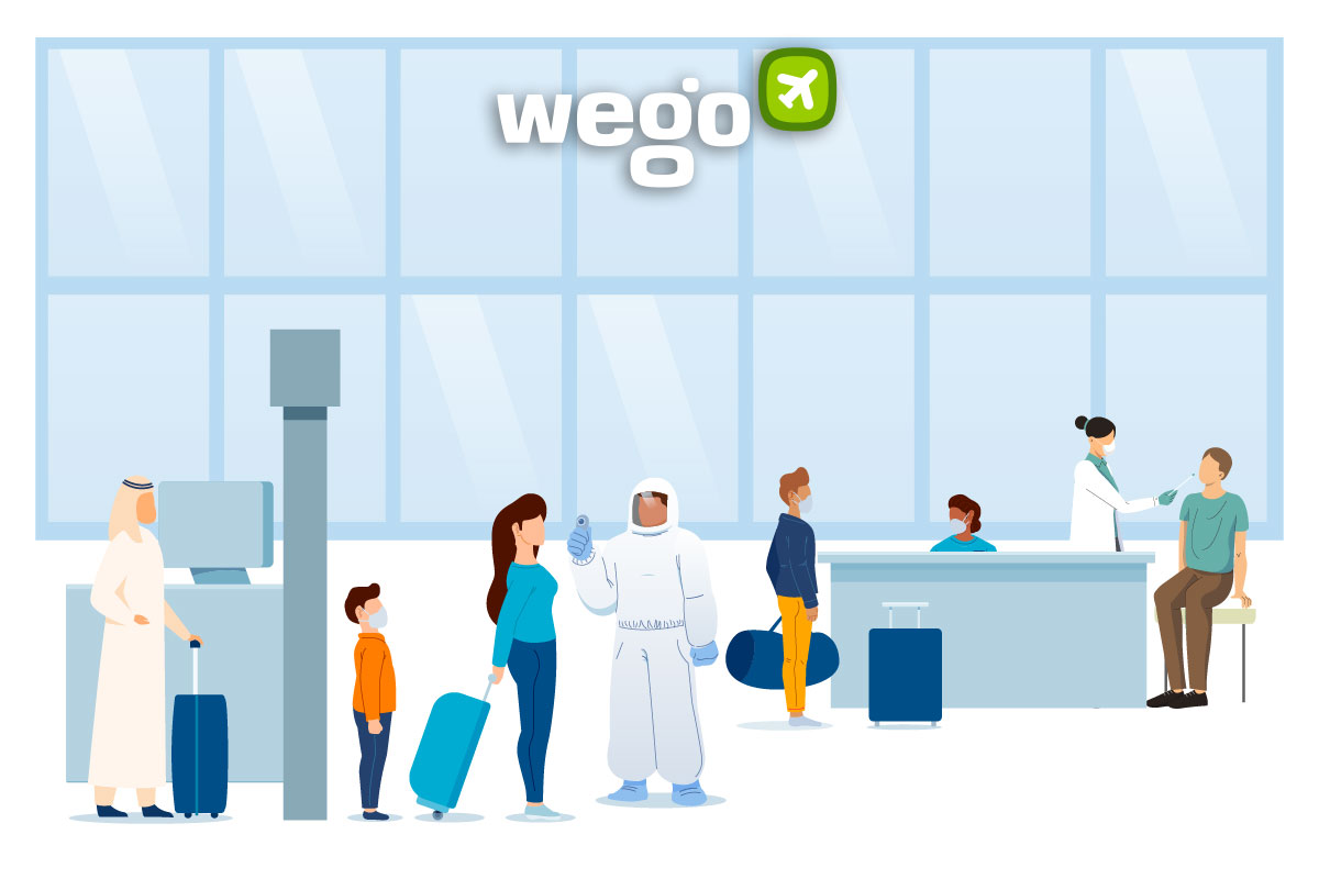 Airport Covid Test In Dubai Uae Everything That You Need To Know Last Updated 2020 Wego Travel Blog